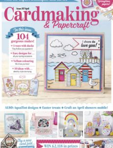 Cardmaking & Papercraft -April 2020