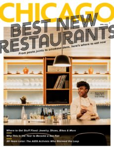 Chicago Magazine – April 2020
