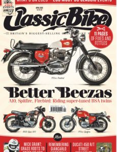 Classic Bike UK – April 2020