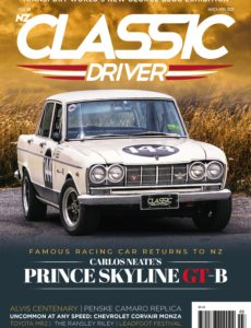 Classic Driver – March-April 2020