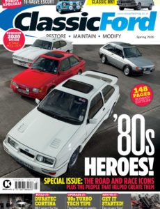 Classic Ford – Issue 289 – Spring 2020