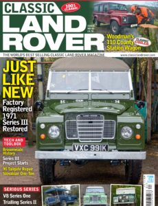 Classic Land Rover – Issue 83 – April 2020