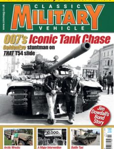 Classic Military Vehicle – Issue 227 – April 2020