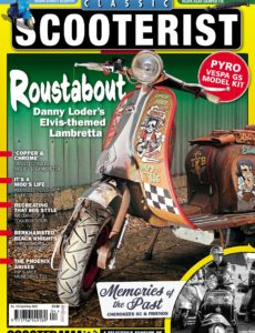 Classic Scooterist – Issue 132 – April-May 2020