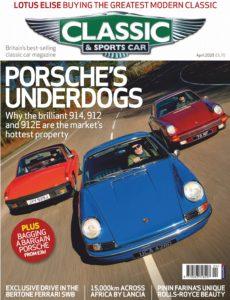 Classic & Sports Car UK – April 2020