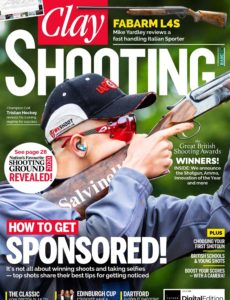 Clay Shooting – April 2020