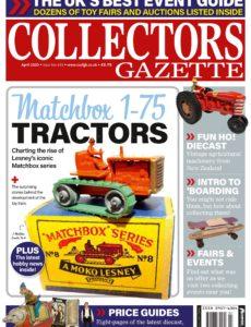 Collectors Gazette – Issue 433 – April 2020