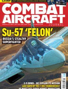 Combat Aircraft – April 2020