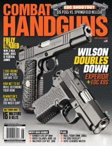 Combat Handguns – May-June 2020