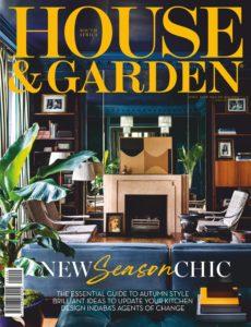 Condé Nast House & Garden – April 2020