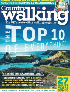 Country Walking – April 2020
