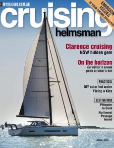 Cruising Helmsman – April 2020