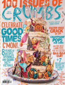Crumbs Bath & Bristol – April 2020