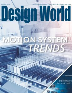 Design World – Motion System Trends March 2020