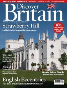 Discover Britain – April 2020
