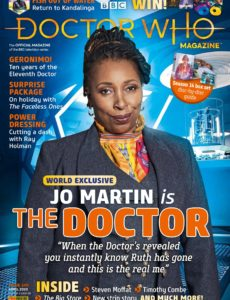 Doctor Who Magazine – Issue 549 – April 2020