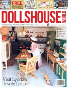 Dolls House World – Issue 328 – January 2020