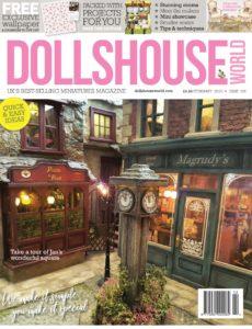 Dolls House World – Issue 329 – February 2020