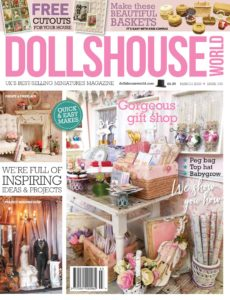 Dolls House World – Issue 330 – March 2020