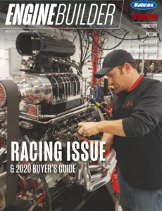 Engine Builder – March 2020
