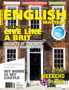 English Matters German Edition – April-Mai 2020