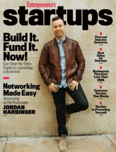 Entrepreneur's Startups – March 2020