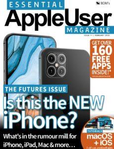 Essential AppleUser Magazine – February 2020