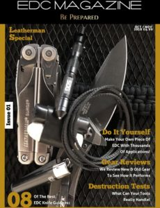 EveryDay Carry Magazine – October-November 2018