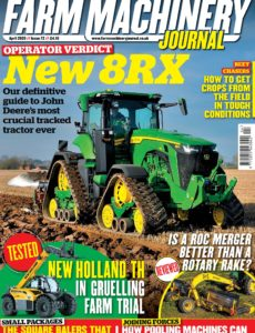 Farm Machinery Journal – Issue 72 – April 2020
