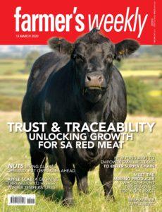 Farmer's Weekly – 13 March 2020