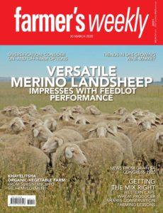 Farmer's Weekly – 20 March 2020