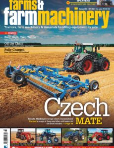 Farms and Farm Machinery – February 2020