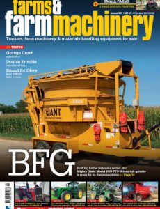 Farms and Farm Machinery – March 2020