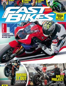 Fast Bikes UK – April 2020