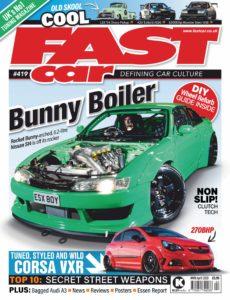 Fast Car – April 2020