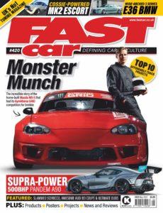 Fast Car – May 2020