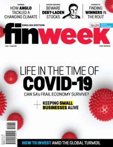 Finweek English Edition – April 02, 2020