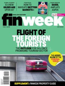 Finweek English Edition – March 19, 2020