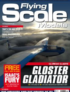 Flying Scale Models – Issue 245 – April 2020