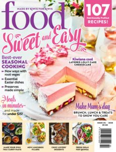 Food New Zealand – March-April 2020