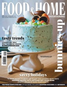 Food & Home Entertaining – April 2020
