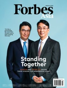 Forbes Asia – March 2020