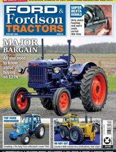 Ford & Fordson Tractors – Issue 96 – April-May 2020