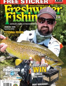 Freshwater Fishing Australia – Issue 159 – January-February 2020