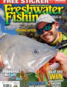 Freshwater Fishing Australia – Issue 160 – March-April 2020