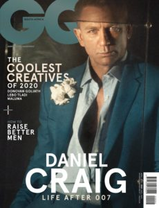 GQ South Africa – April 2020