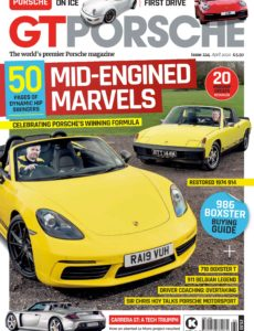 GT Porsche – Issue 224 – April 2020