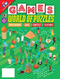 Games World of Puzzles – May 2020