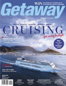 Getaway – April 2020