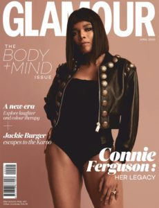 Glamour South Africa – April 2020
